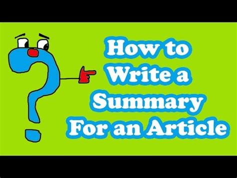 HOW TO WRITE A REPORT: THE FOUR BASIC PARTS